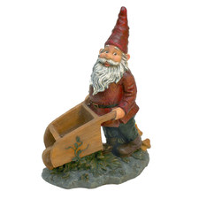 WHEELER THE WHEELBARROW GNOME