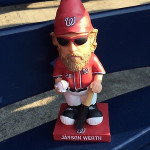 Jayson Werth Garden Gnome In Box !