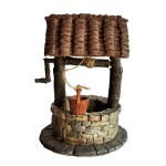 GARDEN GNOME WISHING WELL