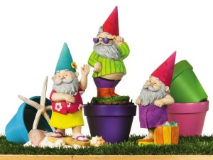 SUMMER FUN PARTY GNOMES