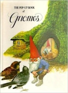 THE POP-UP BOOK OF GNOMES