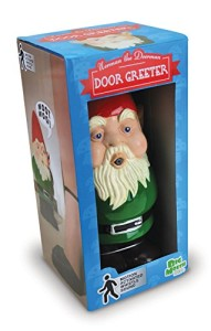 Door Greeter Whistling Gnome