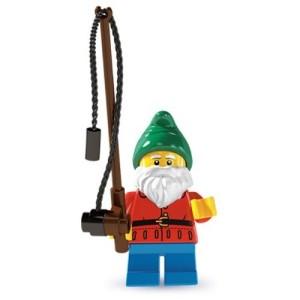 LEGO Fisherman Gnome