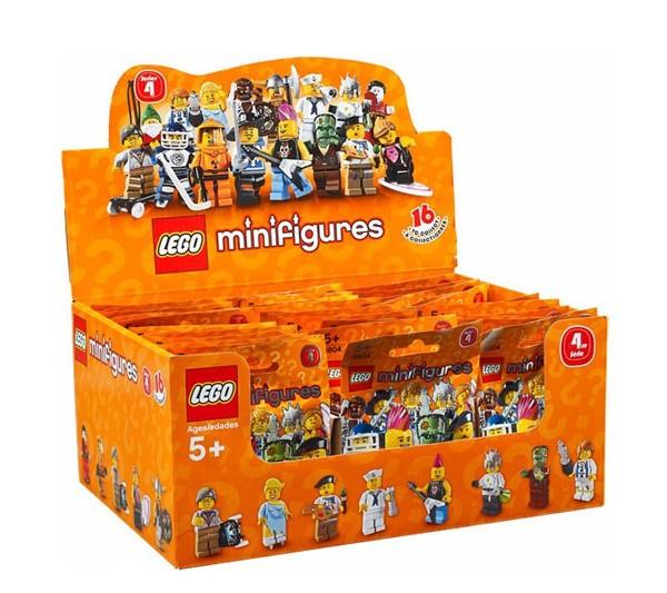 LEGO FISHERMAN GNOME MINIFIGURE