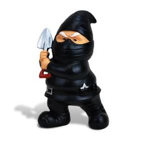Hero Morimoto The Ninja Garden Gnome